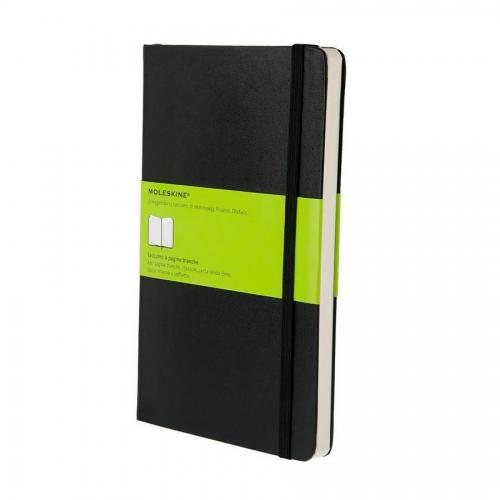 Σημειωματάριο 13x21cm Moleskine black 120φ sketchbook