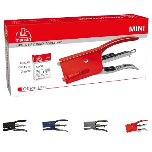 Συρραπτικό τανάλια μίνι Roma Maestri mini plier 10