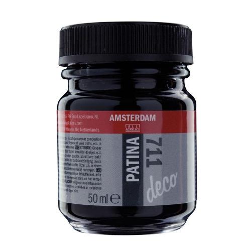 Πατίνα Talens 50 ml antique black 711