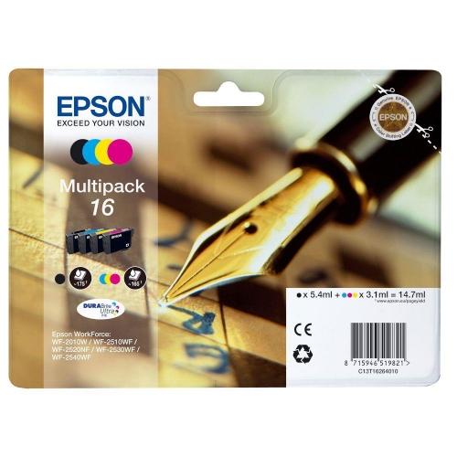 Μελάνια Epson 16 Multipack