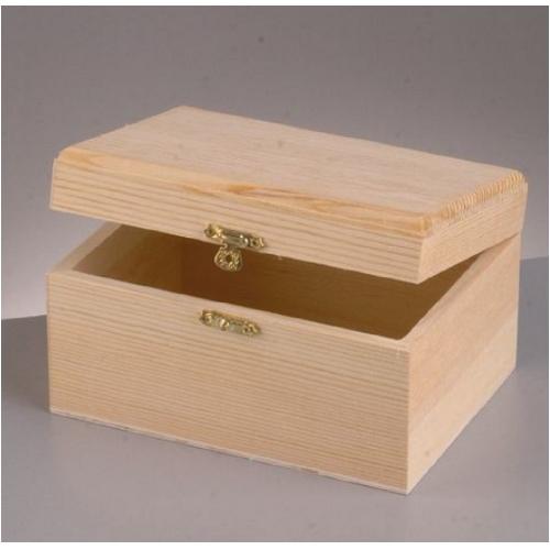 Κουτί ξύλινο Efco 16x12x9,5 cm