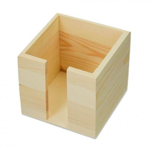 Κύβος Efco ξύλινος 11x11x10 cm