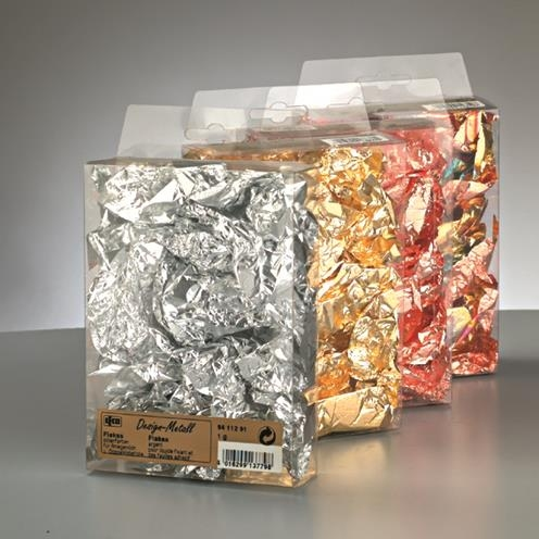 Νιφάδες μετάλλου χρυσές Efco 1gr