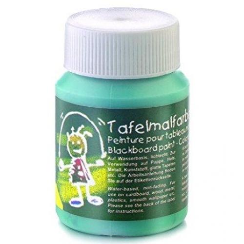 Χρώμα μαυροπίνακα πράσινο 200 ml
