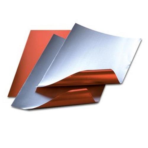 Φύλλο αλουμ. ασημί-κοκ. 30x40 cm 0,15 mm Efco