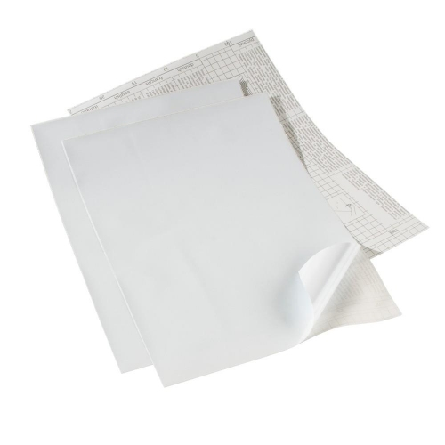 Φύλλο αυτοκόλλητο ασπροπίνακα 30x42 cm Efco
