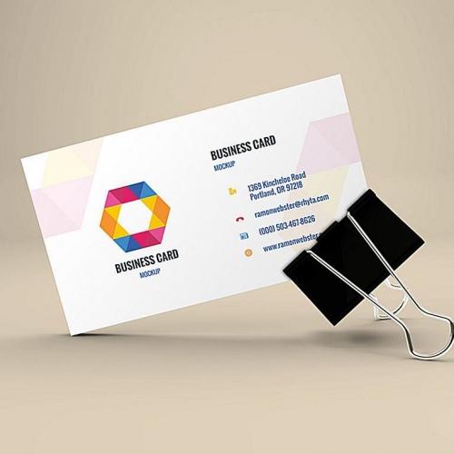 Κάρτες επαγγελ/κές έγχρωμες 1000τεμ.