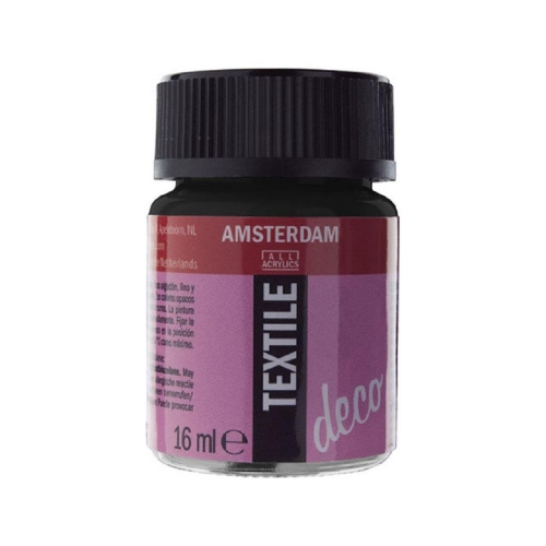 Amsterdam textile 16 ml 700 black
