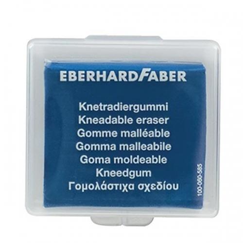 Γόμα EberhardFaber κάρβουνο μπλε 585428