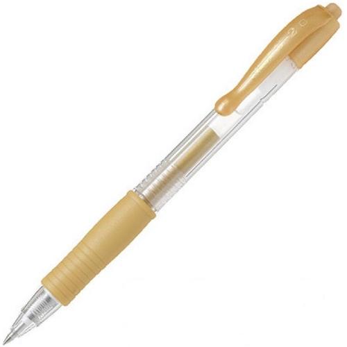Στυλό Pilot g2 0,7 χρυσό