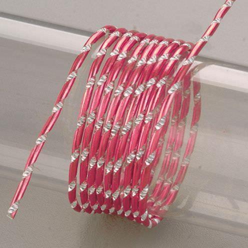 Σύρμα Efco diamant 2mmx2m ροζ