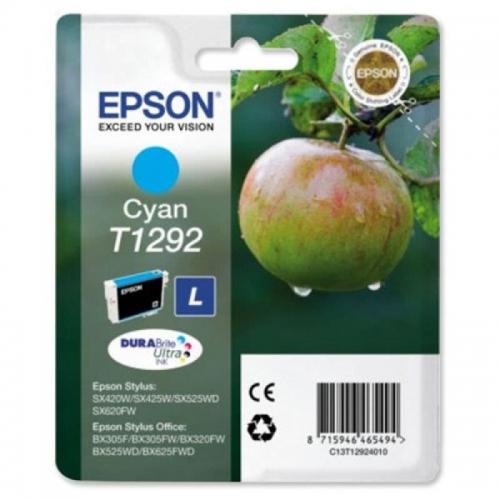 Μελάνι Epson T1292L cyan