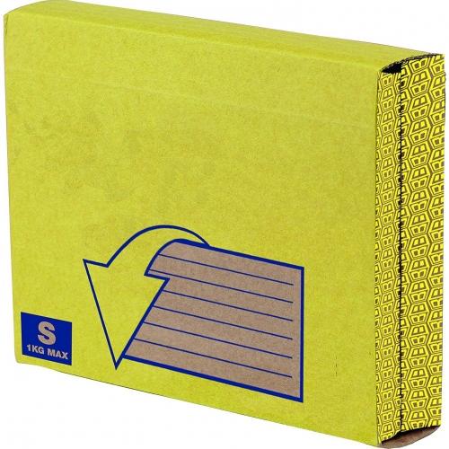 Κουτί αποστολής S Fellowes Bankers Box 72741