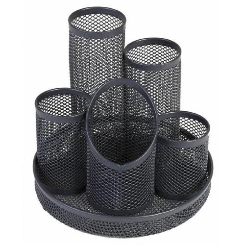 Μολυβοθήκη σύρμα 5θ Osco μαύρη 6641