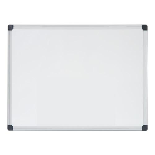 Πίνακας λευκός 120x180 cm μαγνήτικος πλαίσιο αλουμινίου