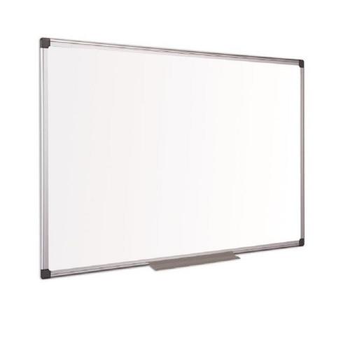 Πίνακας λευκός 120x240 cm πλαίσιο αλουμινίου