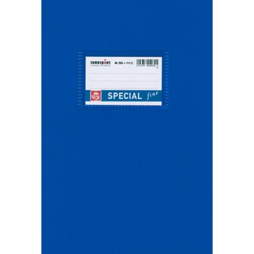Τετράδιο Special 50φ μπλε