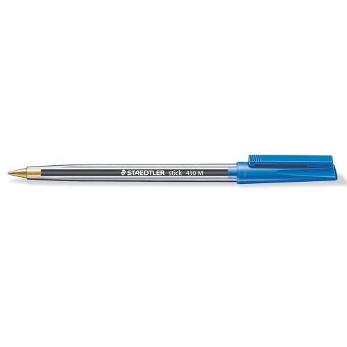 Στυλό Staedtler stick 430 m μπλε