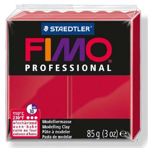Πηλός Fimo professional 85g Νο29 carmine