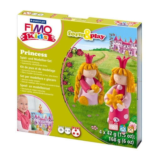 Σετ Fimo kids princess 8034 06