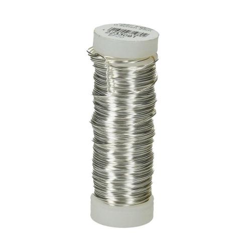 Σύρμα Efco 0,50mmx25m ασημί