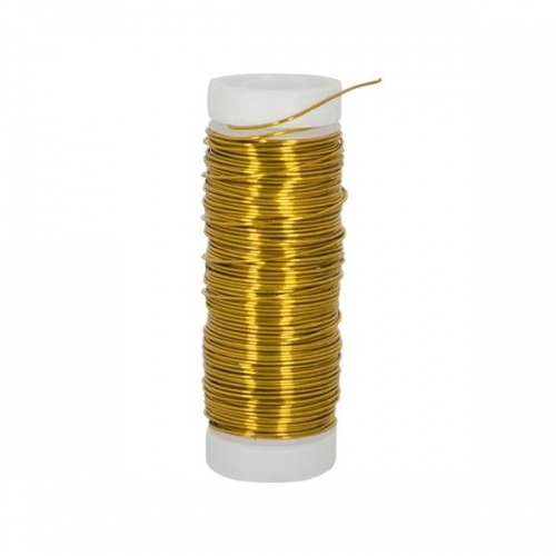 Σύρμα Efco 0,50mmx25m χρυσό