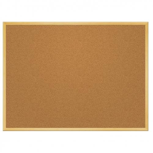Πίνακας φελλού 30x40 cm ξύλινο πλαίσιο