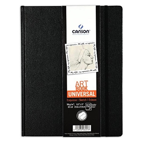 Σημειωματάριο 21x30cm Canson 112φ sketchbook