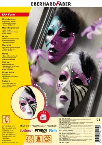 Καλούπι για μάσκα Eberhard Faber 570425