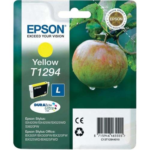Μελάνι Epson T1294L yellow
