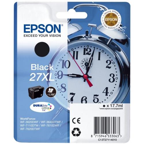 Μελάνι Epson 27XL black