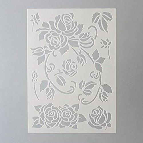 Στένσιλ Efco Α5 roses