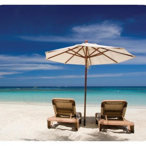 Mousepad Fellowes beach chairs 5909501