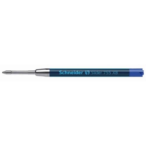 Ανταλλακτικό στυλό Schneider 755 XB μπλε