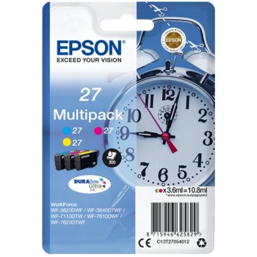 Μελάνι Epson 27 multipack