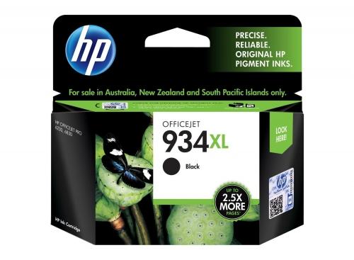 Μελάνι HP 934XL black