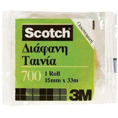 Σελοτέιπ Scotch 3M 15mmx33m