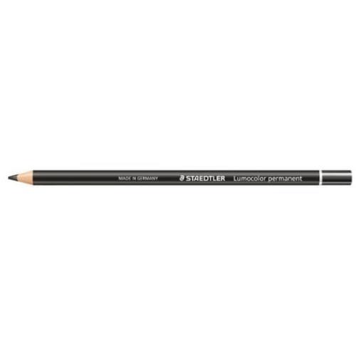 Μολύβι Staedtler 108 20 υαλογραφικό μαύρο
