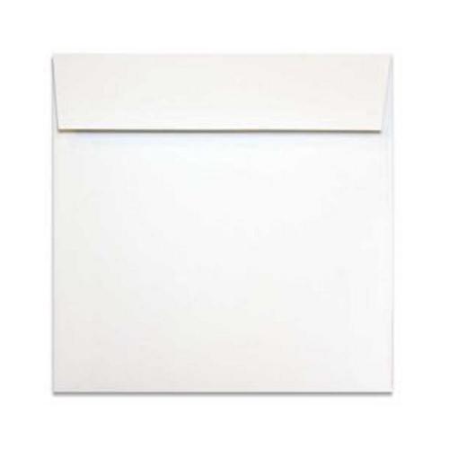 Φάκελα 17x17 ακουαρέλας λευκό