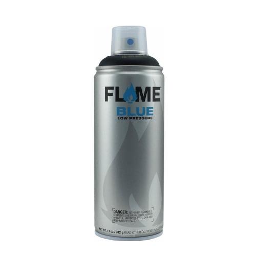 Σπρέι ακρυλικό Flame 400 ml deep black FB-904