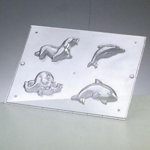 Καλούπι Efco ζώα ωκεανού 9 cm