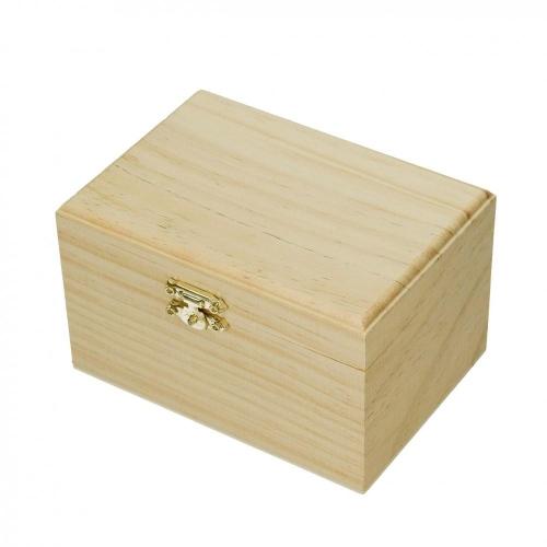 Κουτί ξύλινο Efco 11x7x6,5 cm
