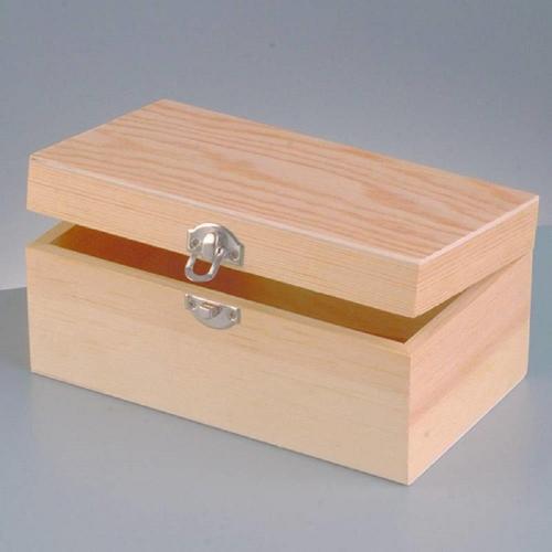 Κουτί ξύλινο Efco 22x14x10 cm