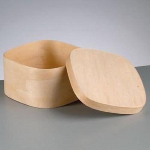 Κουτί ανοιχτό ξύλο Efco παραλ/μο 10,5x14,5x4,5 cm