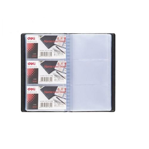 Καρτοθήκη Deli 180 καρτών