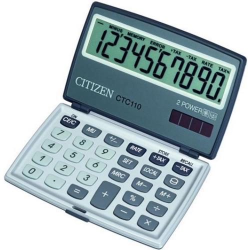 Αριθμομηχανή Citizen CTC-110
