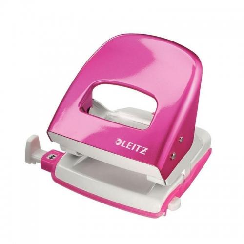 Περφορατέρ Leitz 5008 ροζ