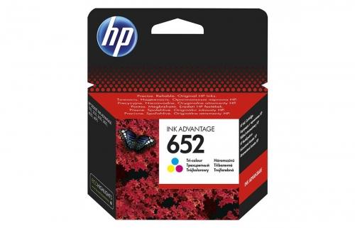 Μελάνι Hp 652 colour F6V24A 5 ml