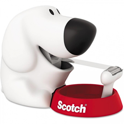 Βάση με σελοτέιπ Scotch 3M C31 σκύλος