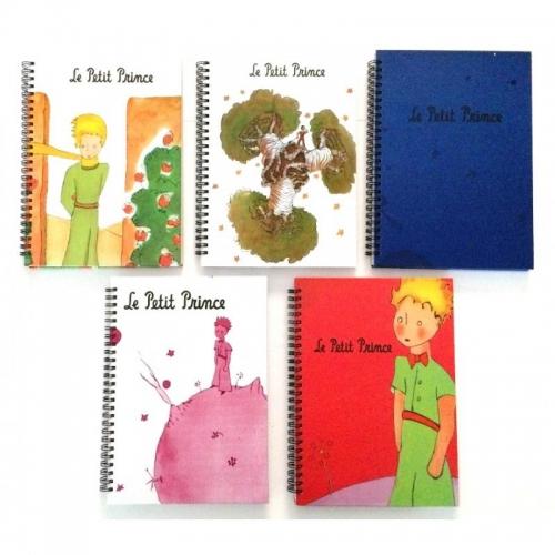 Σημειωματάριο σπιράλ 10x15 le petit prince